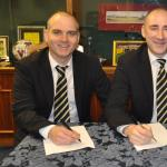 Huntly Management Team Sign New Deals